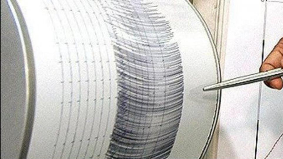 Σεισμός 4,3 Ρίχτερ ΒΑ του Ηρακλείου