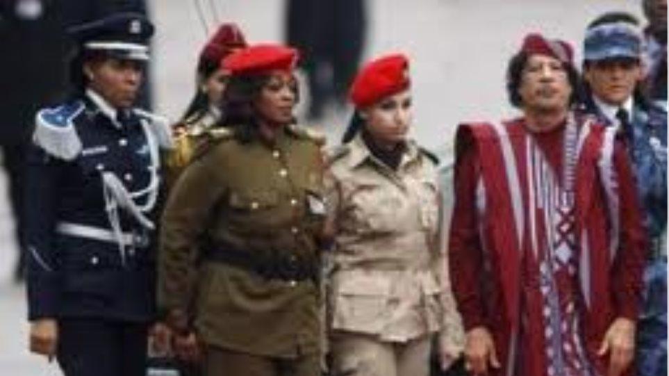 Στη Βαλέτα η γυναίκα που βασάνισε η οικογένεια Καντάφι