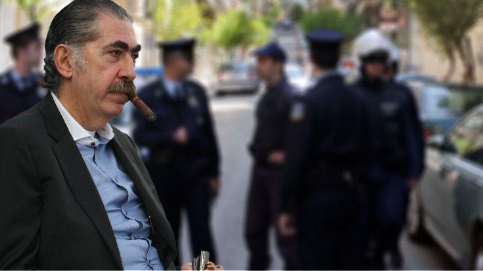 Συνελήφθη από την Αντιτρομοκρατική ο Μάκης Ψωμιάδης