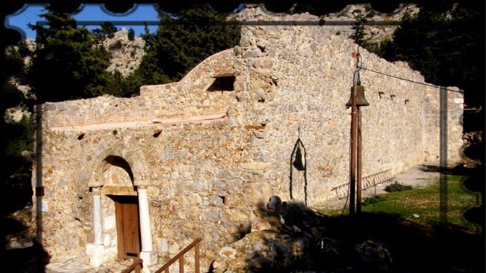 Έκλεψαν εικόνες από τρεις ναούς στη Ρόδο
