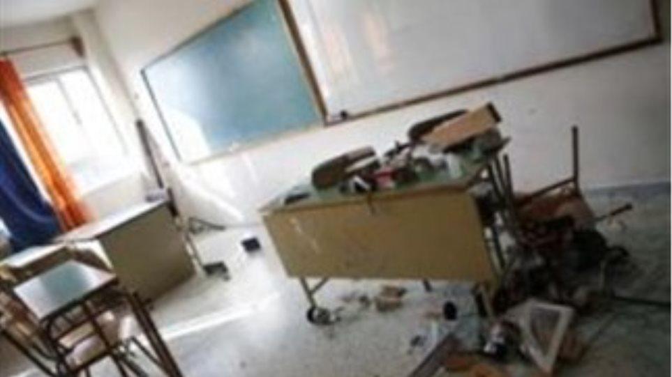 Βανδαλισμοί σε σχολείο της Πρέβεζας