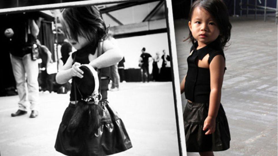 Aila Wang: Τοπ μόντελ ετών 3!