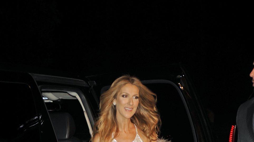 Εκθαμβωτική η Celine Dion!
