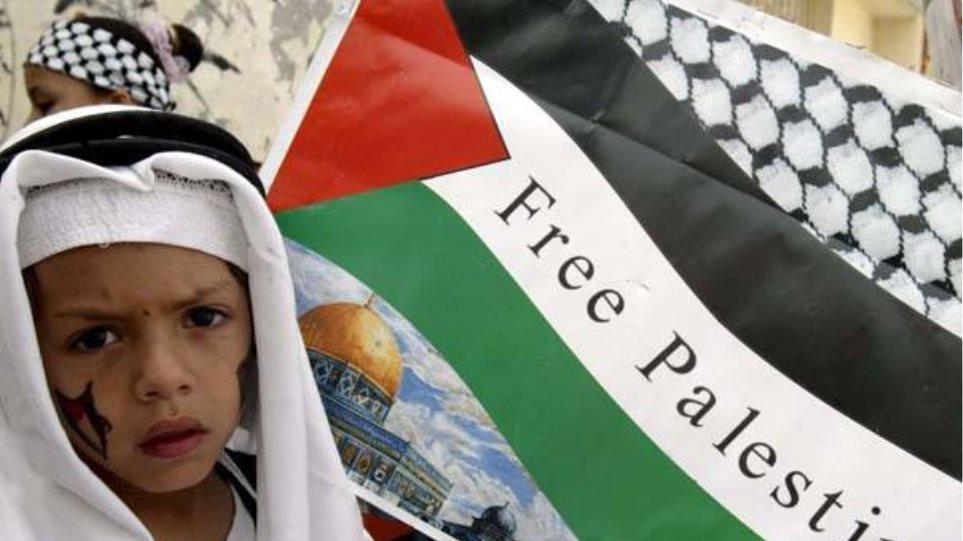 «Εποικοδομητική λύση» για παλαιστινιακό κράτος ζητά η Ε.Ε.