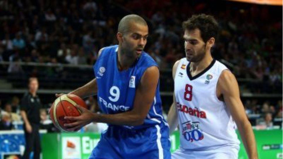 «Χρυσή» η Ισπανία στο Ευρωμπάσκετ