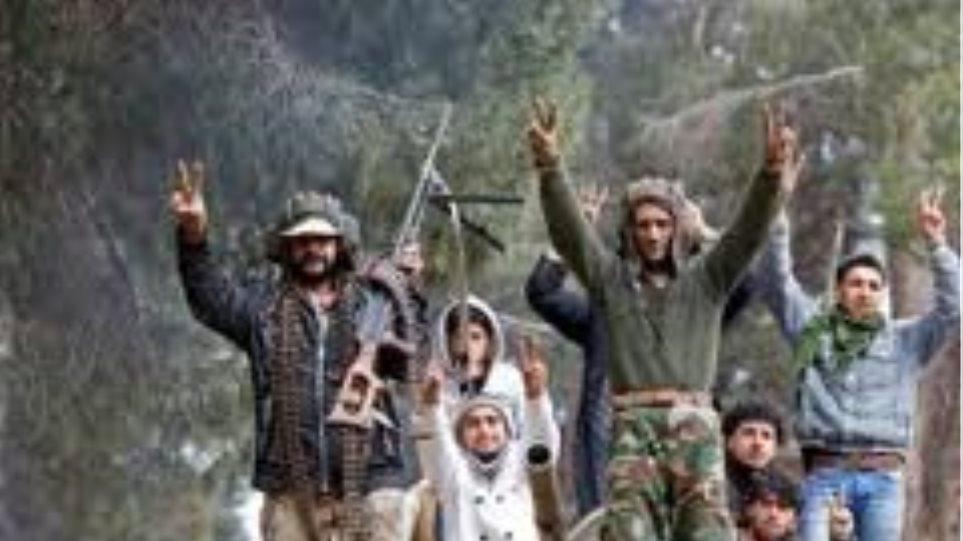 Δυνάμεις του Καντάφι συνέλαβαν 17 ξένους μισθοφόρους