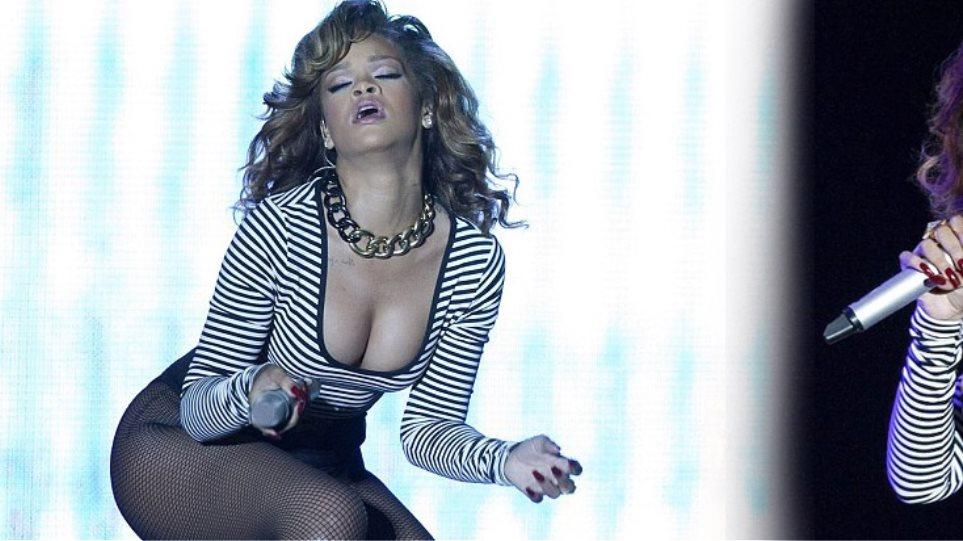 """""""Αναστέναξε"""" η Βραζιλία με τη Rihanna!"""