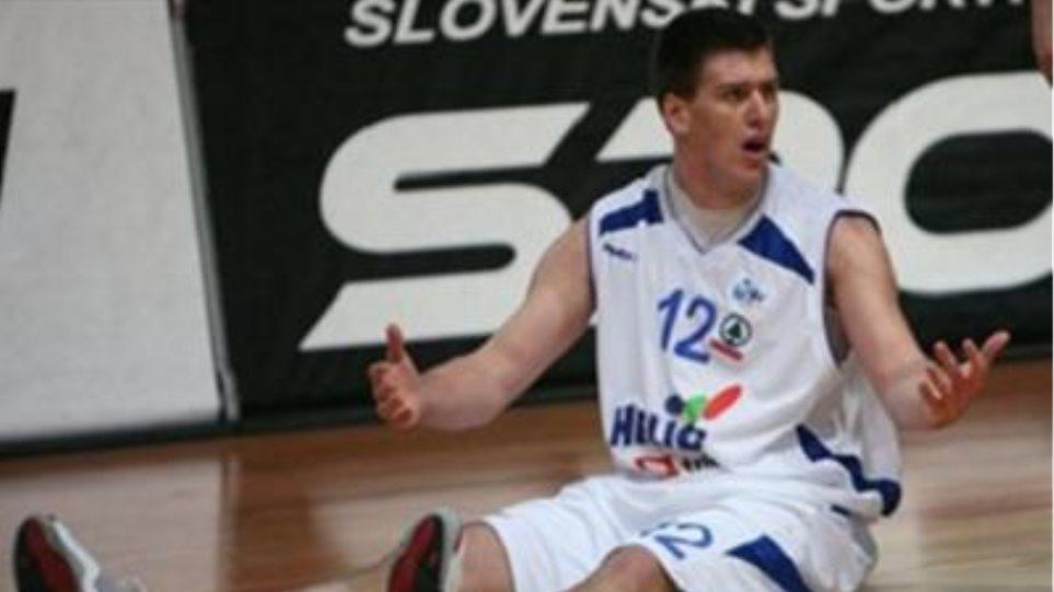 Μπάσκετ: Ανακοίνωσε Κρούσιτς ο Άρης