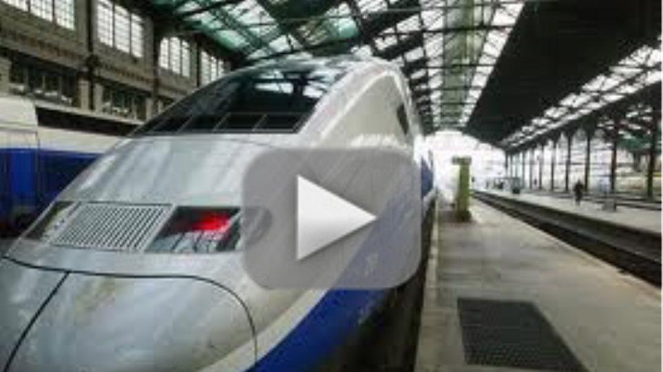 Γαλλία: Η επίθεση στον ελεγκτή έφερε στάσεις εργασίας στα τρένα