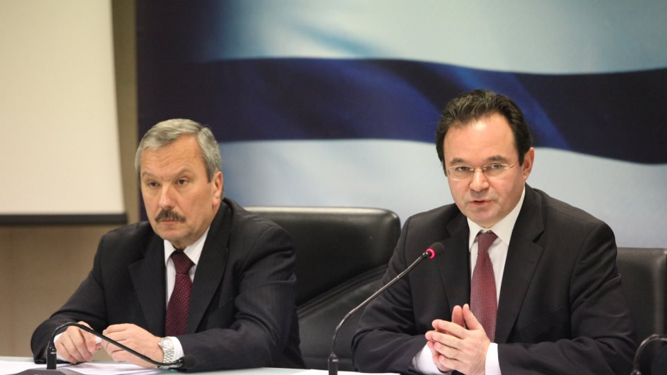 """DA intervention about the list that Papakonstantinou """"buried"""""""