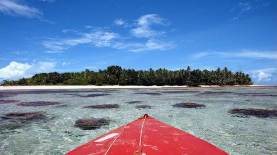 Σε κατάσταση «έκτακτης ανάγκης» νησί του Ειρηνικού