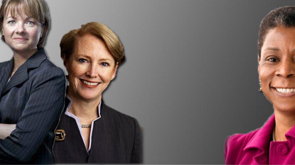 Οι δέκα πιο ισχυρές businesswomen στον κόσμο