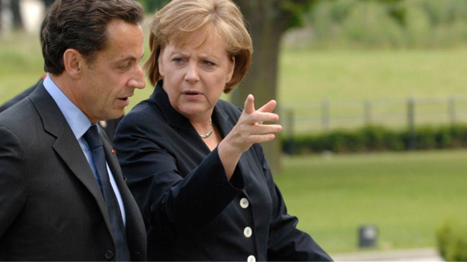 Το ελληνικό χρέος στο επίκεντρο της συνάντησης Μέρκελ – Σαρκοζί