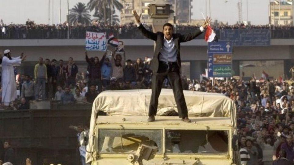 Απαγόρευση κυκλοφορίας στο κέντρο του Καΐρου