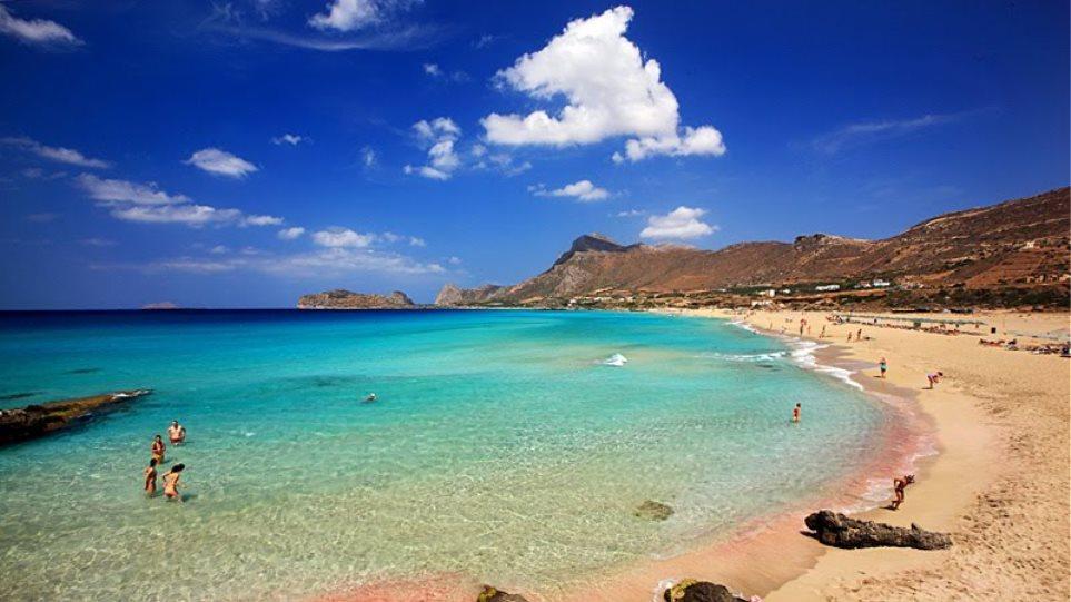 Η Ιεράπετρα στις 50 καλύτερες παραλίες της Ευρώπης