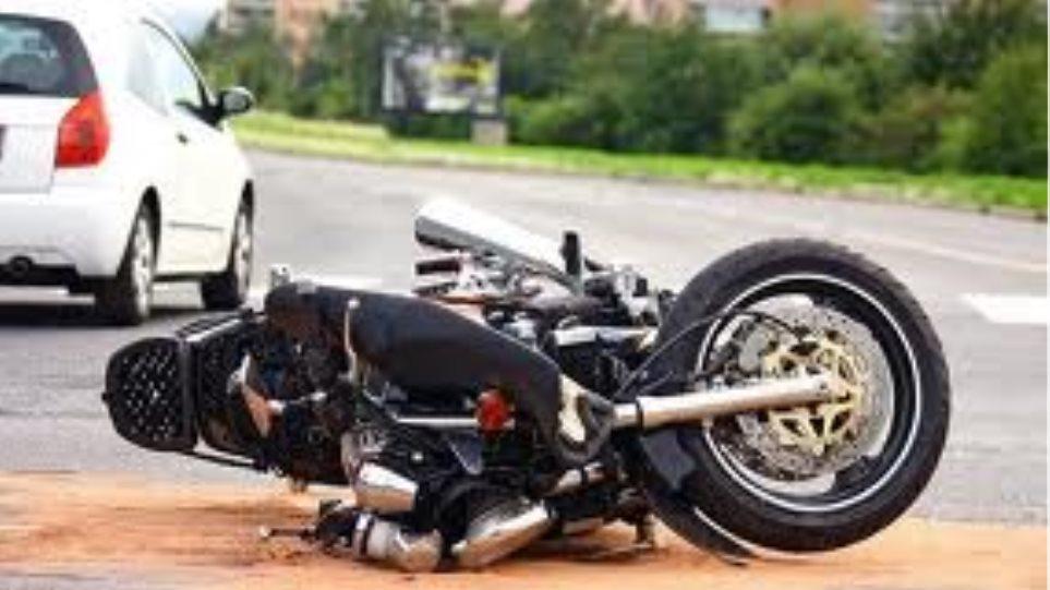 Νεκρός 23χρονος μοτοσικλετιστής στη Χαλκιδική