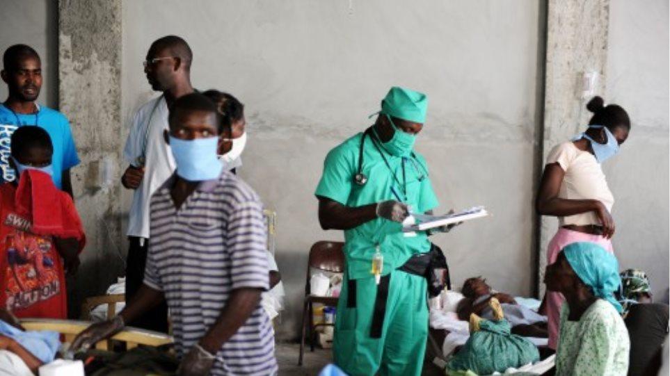 Σκοτώνει και πάλι η χολέρα στην Αϊτή