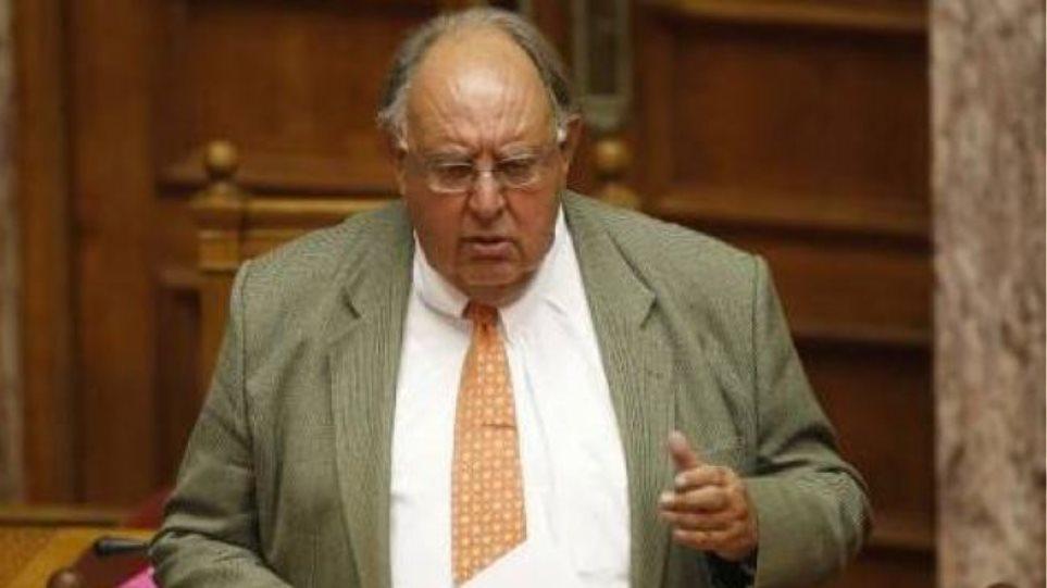 «Οι Έλληνες δεν είναι τεμπέληδες» λέει τώρα ο Πάγκαλος