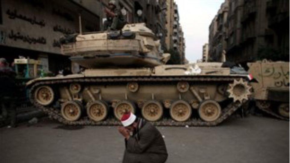 Ο στρατός απέρριψε την παραίτηση του υπ. Οικονομικών της Αιγύπτου