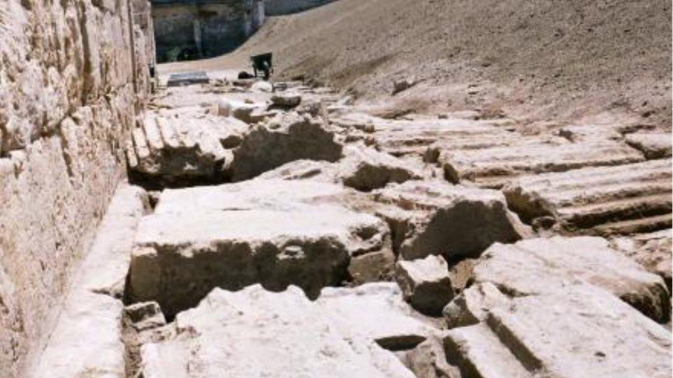 Βρέθηκε τάφος της Μυκηναϊκής εποχής στο Μεγανήσι