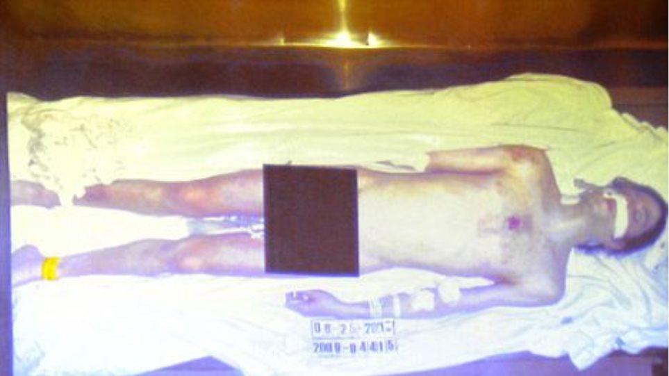 Νέα φωτογραφία με τον Michael Jackson νεκρό