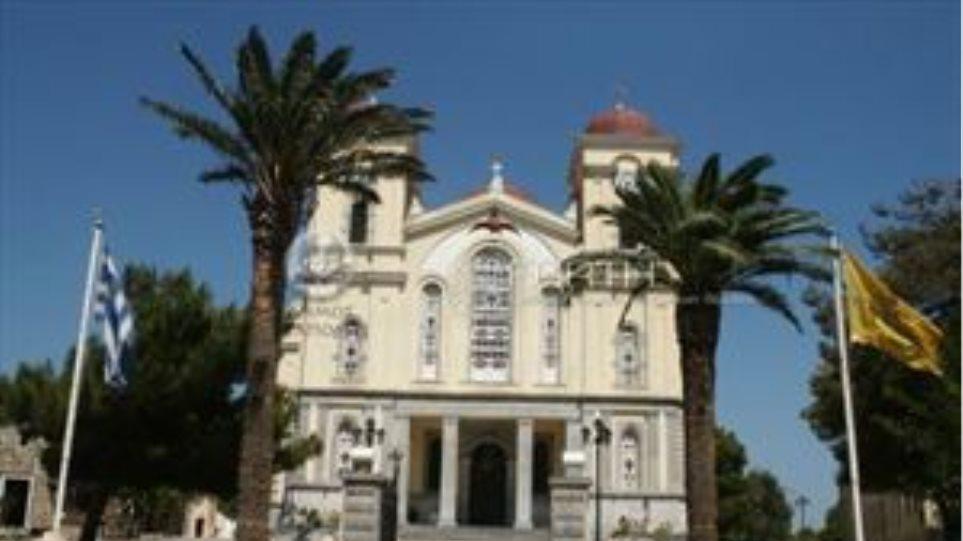 Κρήτη: Επέστρεψαν τα τάματα που έκλεψαν
