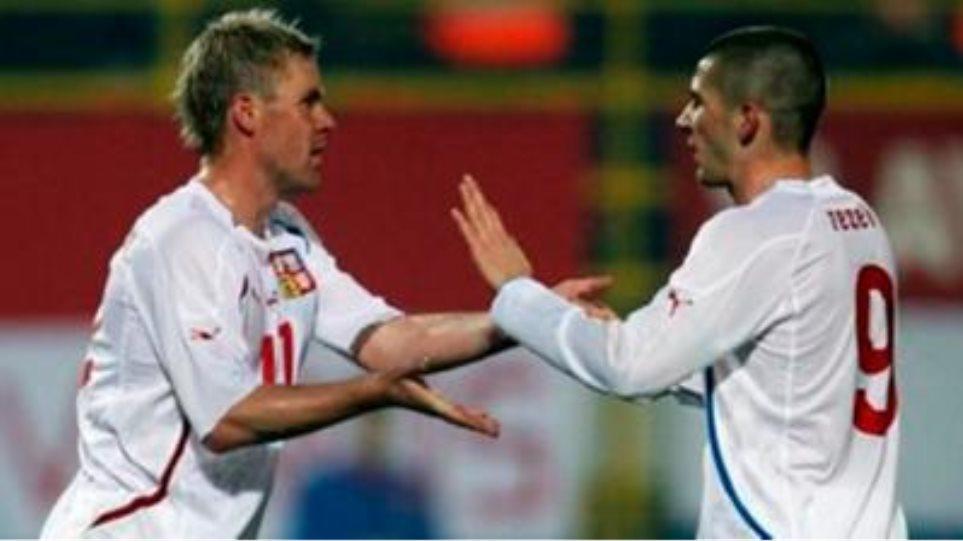 """Euro 2012, 9ος Όμιλος: Με """"τεσσάρα"""" στα μπαράζ η Τσεχία"""