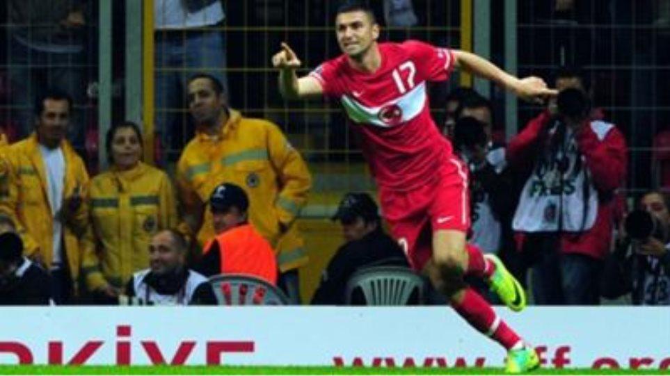 Euro 2012, 1ος Όμιλος: Ίδρωσε αλλά τα κατάφερε η Τουρκία