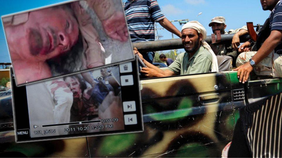 Νεκρός στη γενέτειρά του Σύρτη ο Μουαμάρ Καντάφι