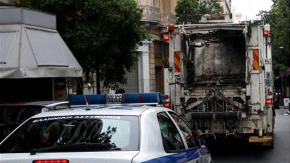 Απορριμματοφόρο παρέσυρε και σκότωσε 75χρονο
