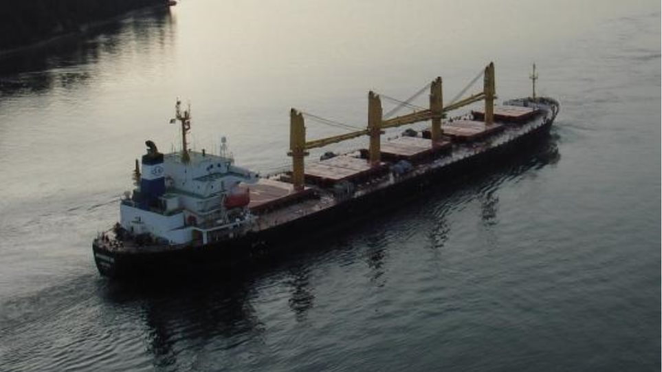 Γαλλία: Βυθίστηκε φορτηγό πλοίο