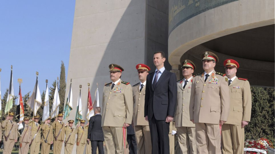 Συνάντηση των ΥΠΕΞ του Αραβικού Συνδέσμου για Συρία