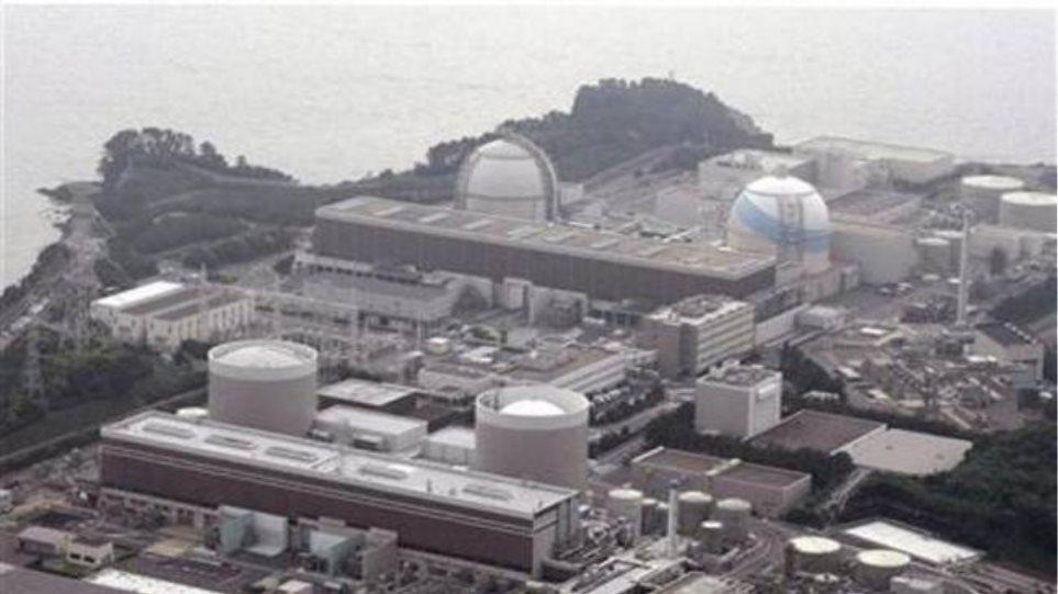 Ιαπωνία: Διαρροή ραδιενεργού ύδατος μέσα σε πυρηνικό σταθμό