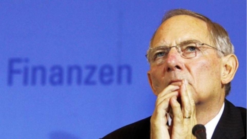 Σόιμπλε: Το ευρώ και η Ευρώπη θα τα καταφέρουν