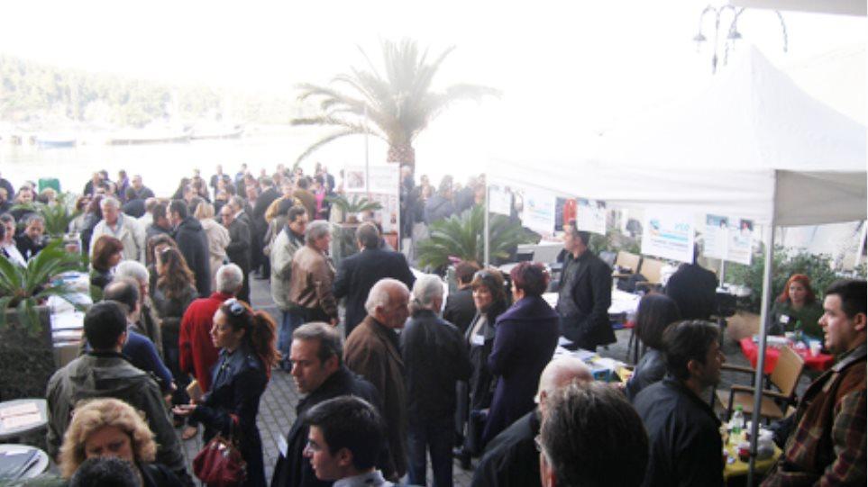 Χαλκίδα:Επιμελητηριακές εκλογές ...με καβγάδες!
