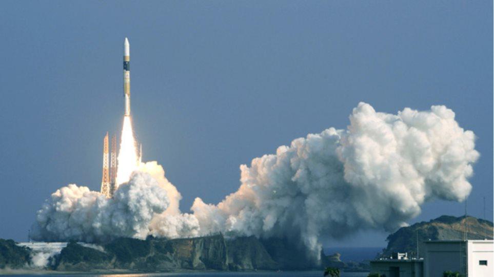 Η Ιαπωνία έθεσε σε τροχιά κατασκοπευτικό δορυφόρο