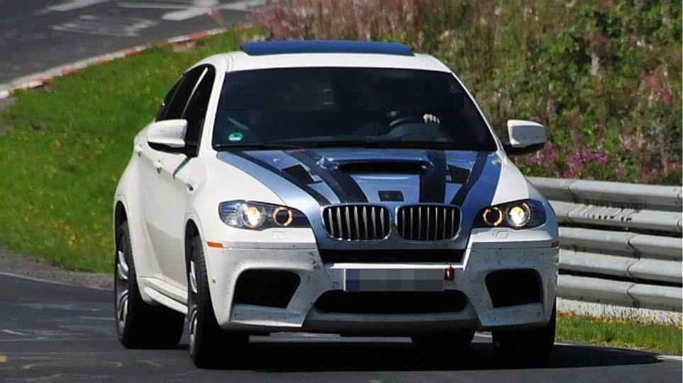 To δεύτερο video προαναγγελίας της BMW X6M