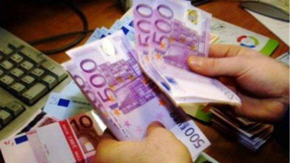 Υπεξαίρεσε 330.000 ευρώ μέσα σε μια πενταετία