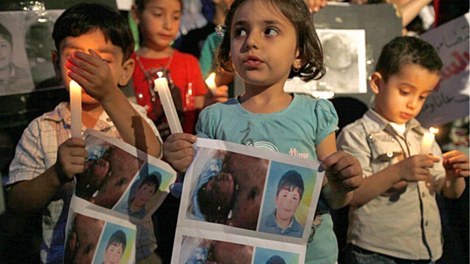 Πάνω από 5.000 οι νεκροί από τις συγκρούσεις στη Συρία