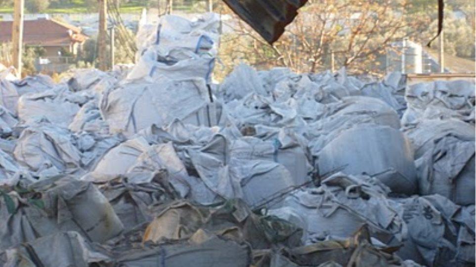 «Χαβούζες» αποβλήτων ακόμη και μέσα σε βιομηχανίες