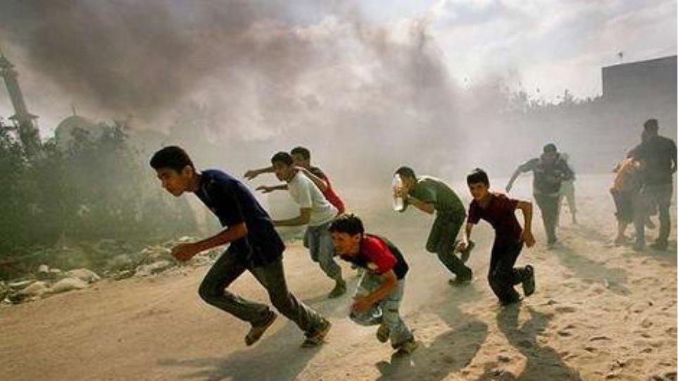 Δέκα νεκροί από επιδρομή του στρατού στη Συρία