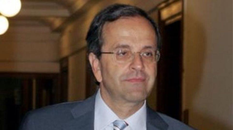Σαμαράς: Μεγάλη προθυμία για στρατηγική συνεργασία Ελλάδας-Ισραήλ