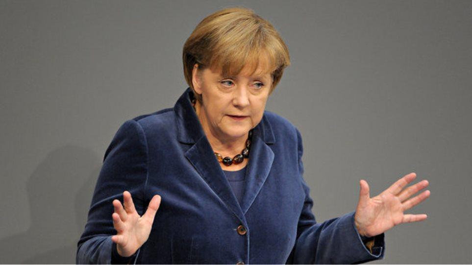 Μέρκελ: «Η κρίση θα διαρκέσει πολλά χρόνια»