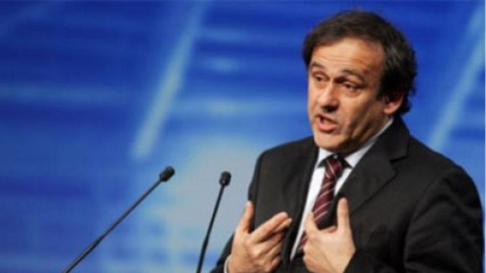 Πλατινί: «Είμαι πρόεδρος και της Ελλάδας…»