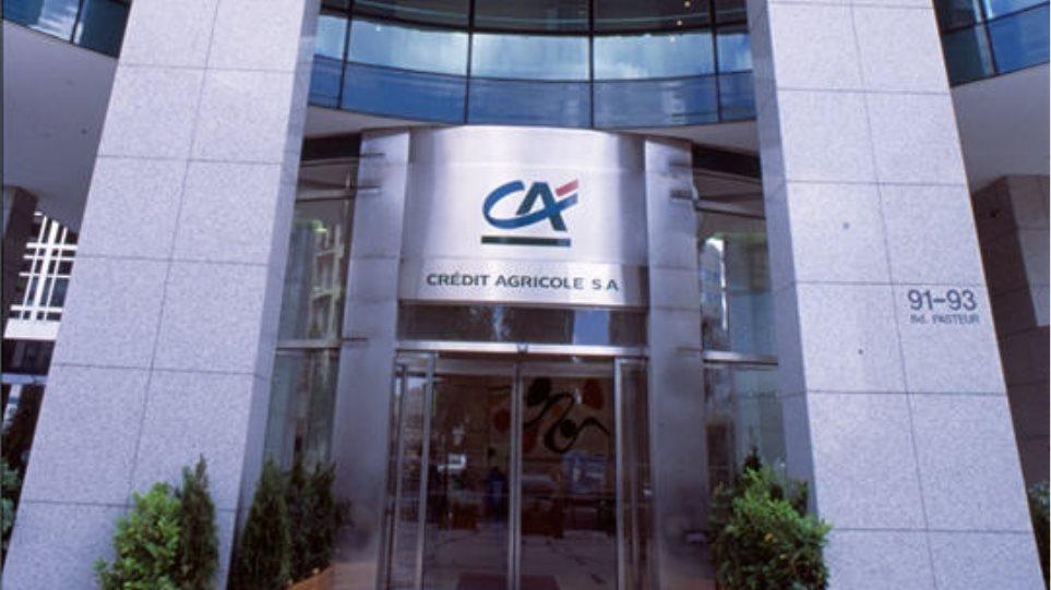 Περικόπτει 2.350 θέσεις εργασίας η Credit Agricole