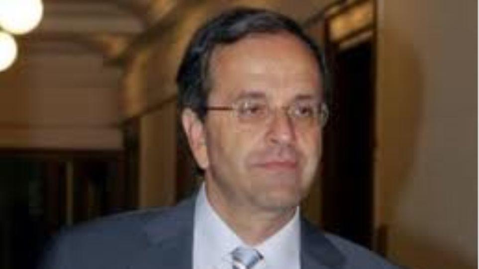 Ο Σαμαράς στην Κύπρο στις 19 Φεβρουαρίου