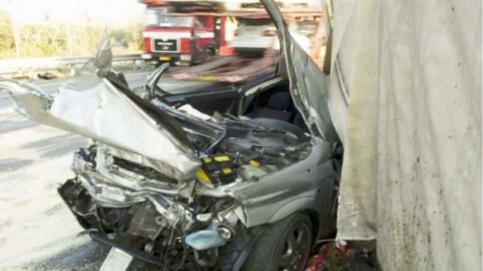 Τροχαίο δυστύχημα με έναν νεκρό στις Σέρρες