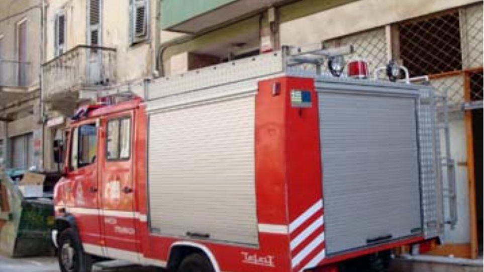 Νεκρή ηλικιωμένη από πυρκαγιά σε διαμέρισμα στη Ν. Ιωνία