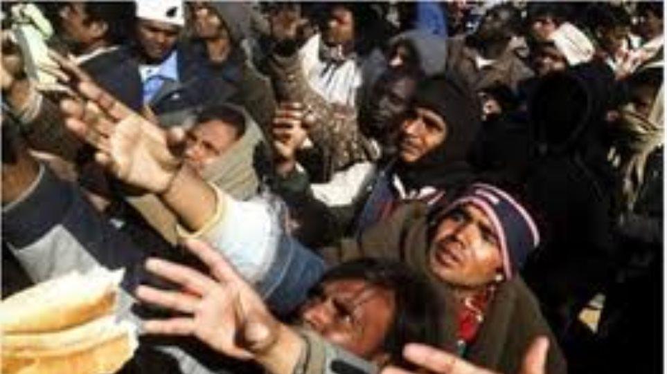 Θάνατος προσφύγων στη Λιβύη
