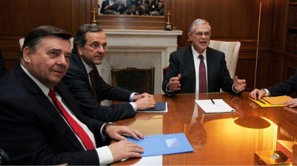 Reuters: Δεν υπάρχει τελεσίγραφο για τους πολιτικούς αρχηγούς